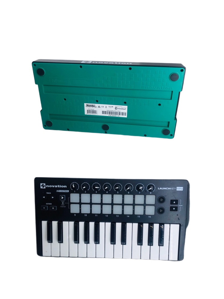 Novation Control Lunch Key Mini Mk2 Tes Pawn Shop